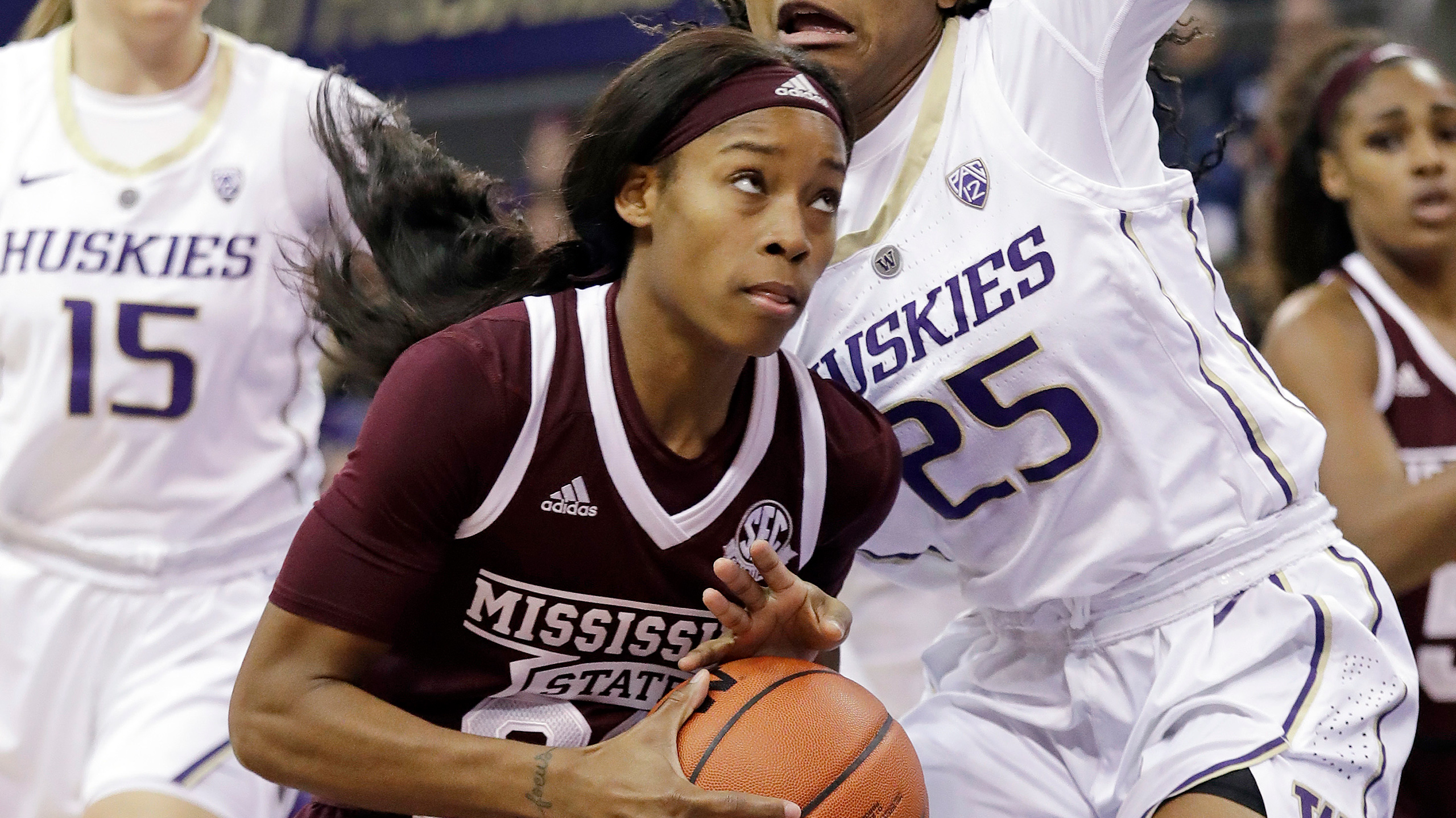 #5 Mississippi State vs. #22 Texas A&M (W Basketball) (re-air)