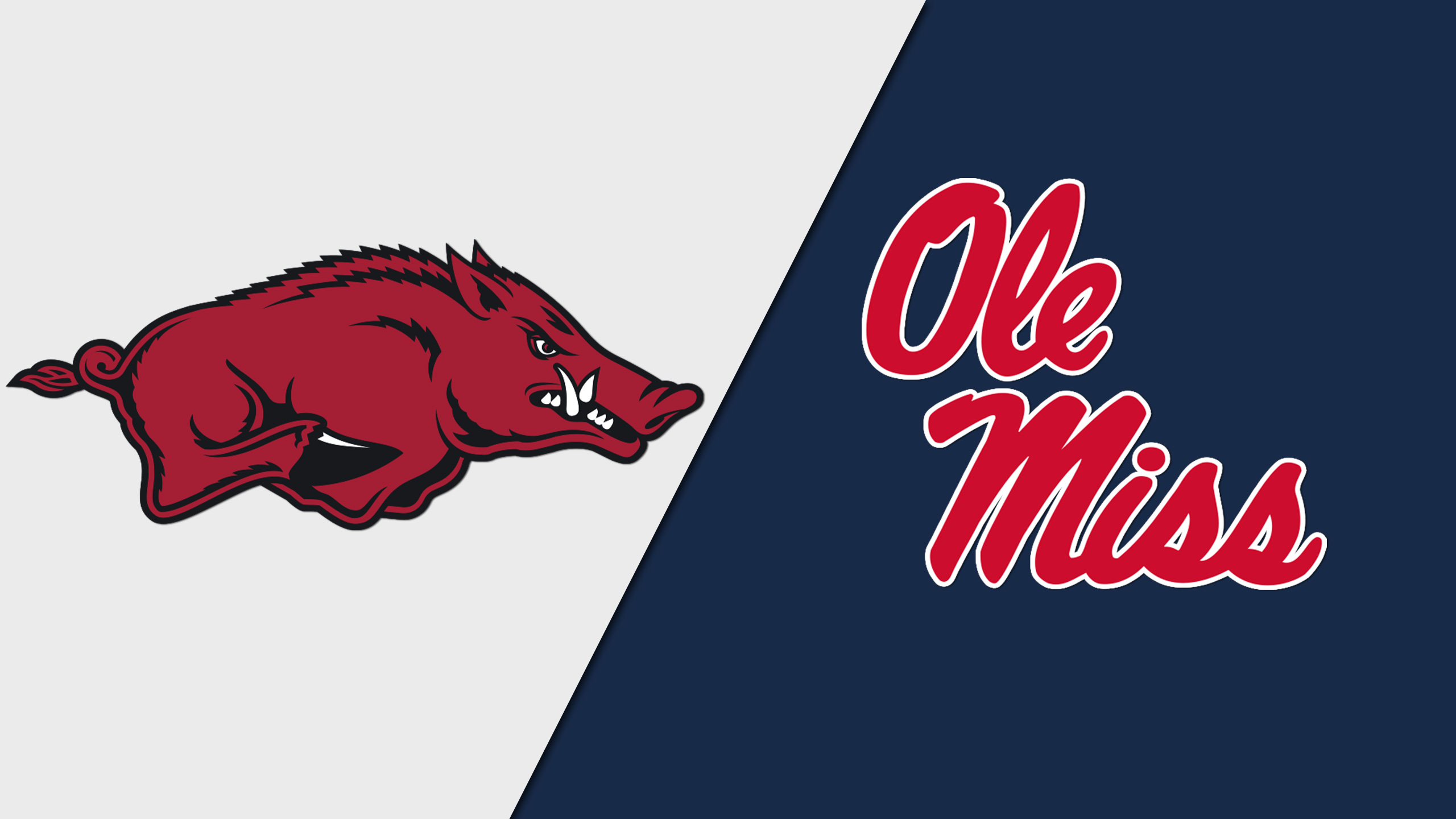 Arkansas vs. #18 Ole Miss (M Basketball) (re-air)