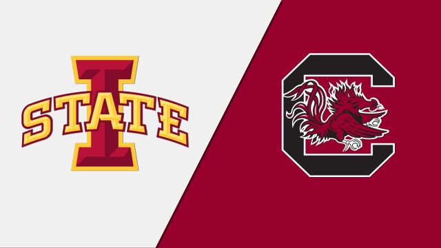 Iowa State vs. #22 South Carolina (Softball)