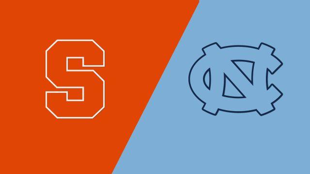 Syracuse vs. North Carolina (Field Hockey)