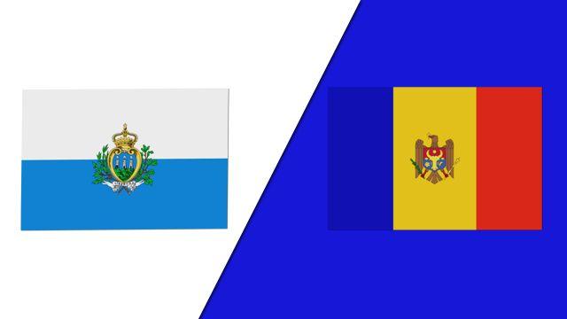 San Marino vs. Moldova