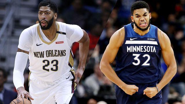 New Orleans Pelicans vs. Minnesota Timberwolves
