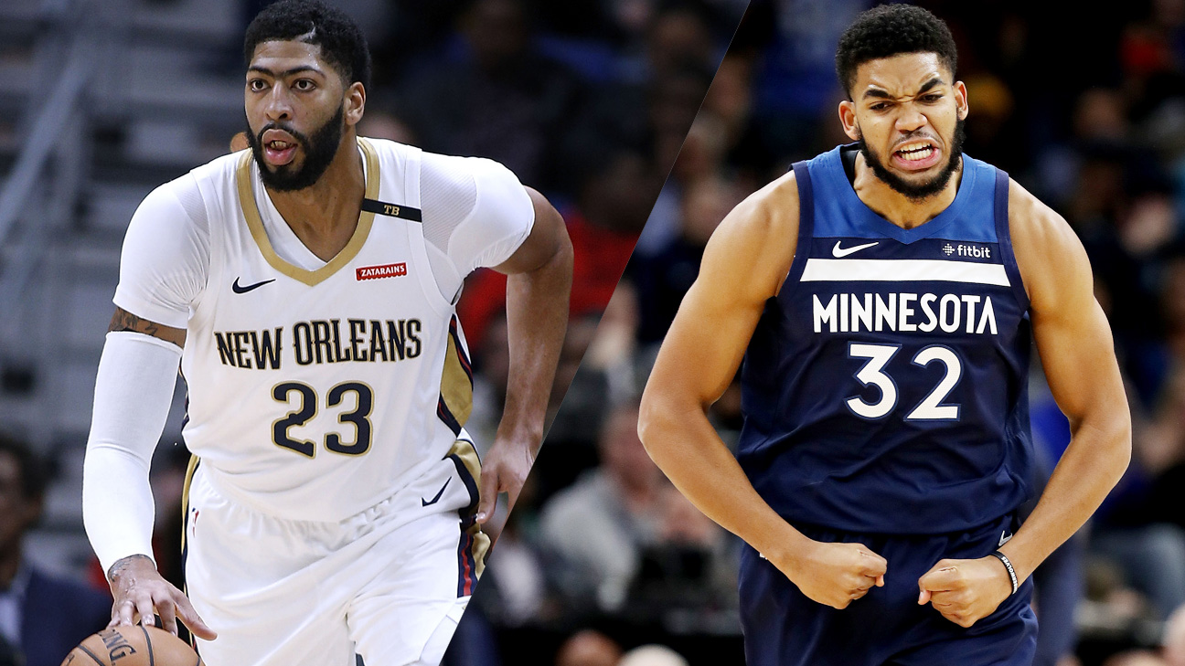 New Orleans Pelicans vs. Minnesota Timberwolves