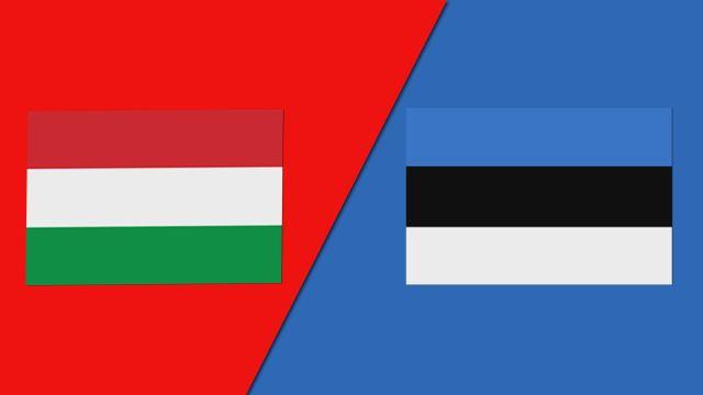 Hungary vs. Estonia