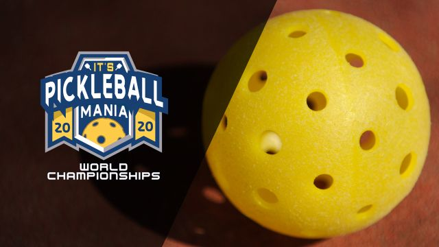 2020 Pickleball Mania World Championship