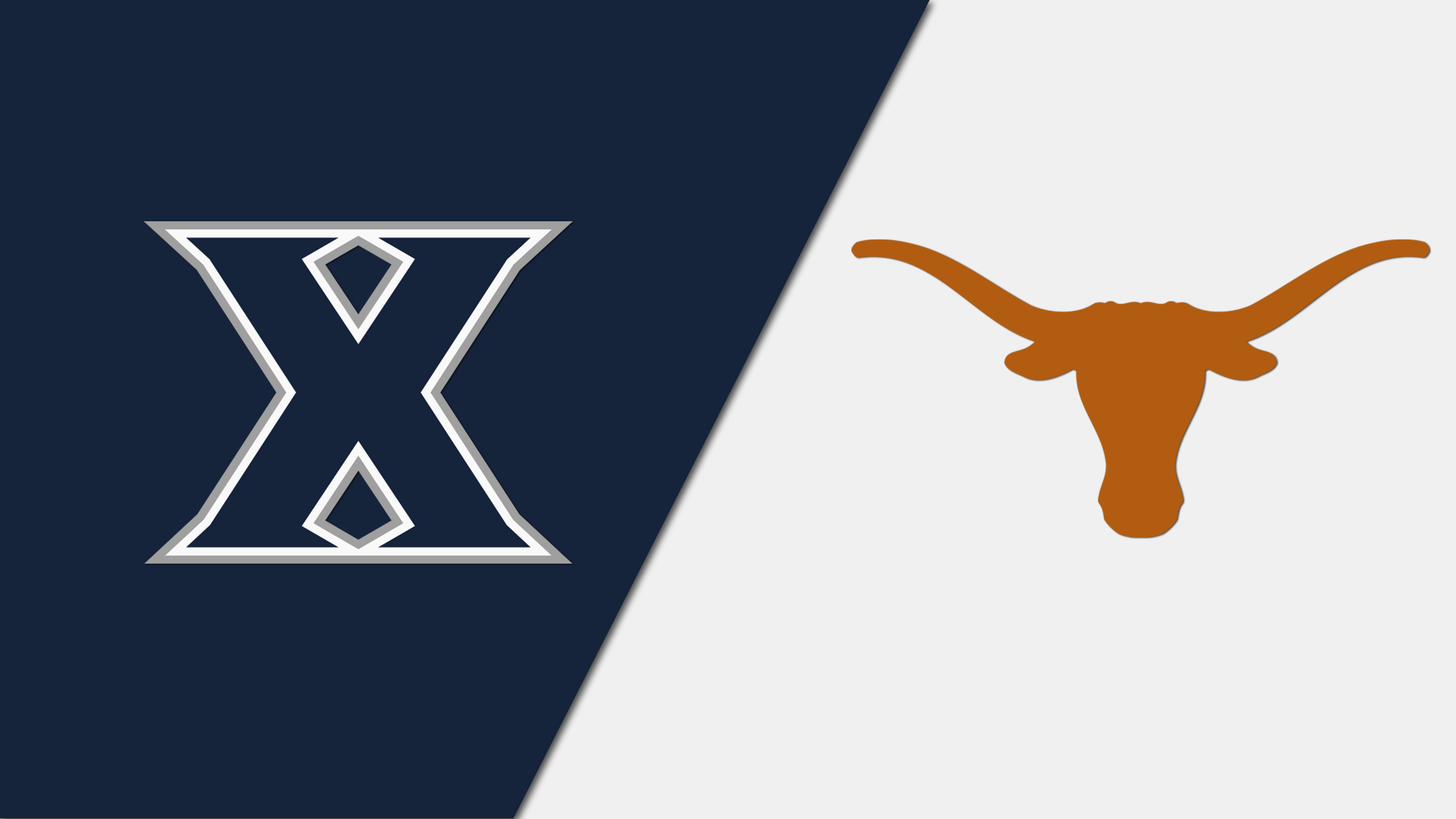 #3 Xavier vs. #2 Texas (Second Round) (re-air)