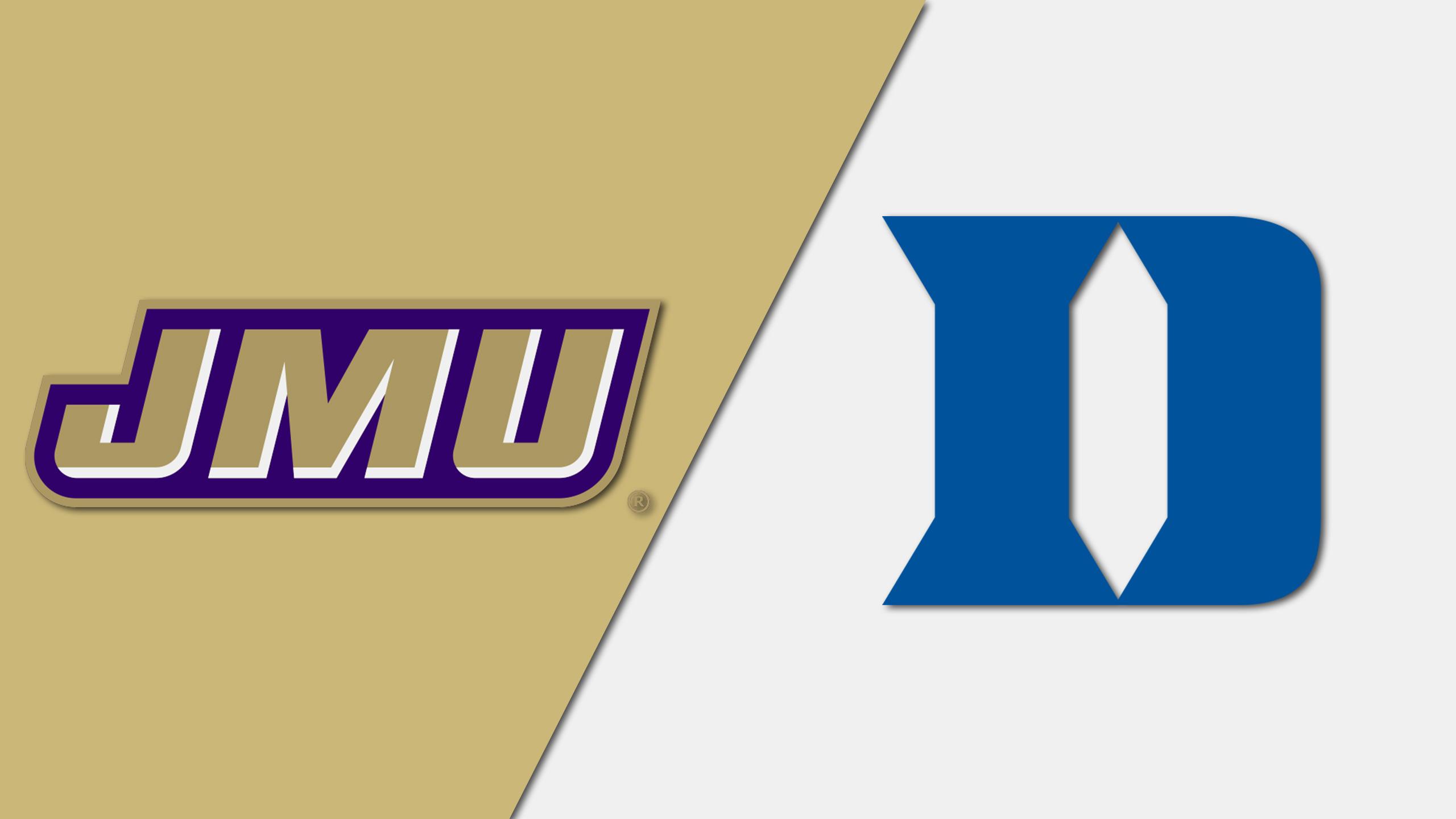 James Madison vs. Duke (Field Hockey)