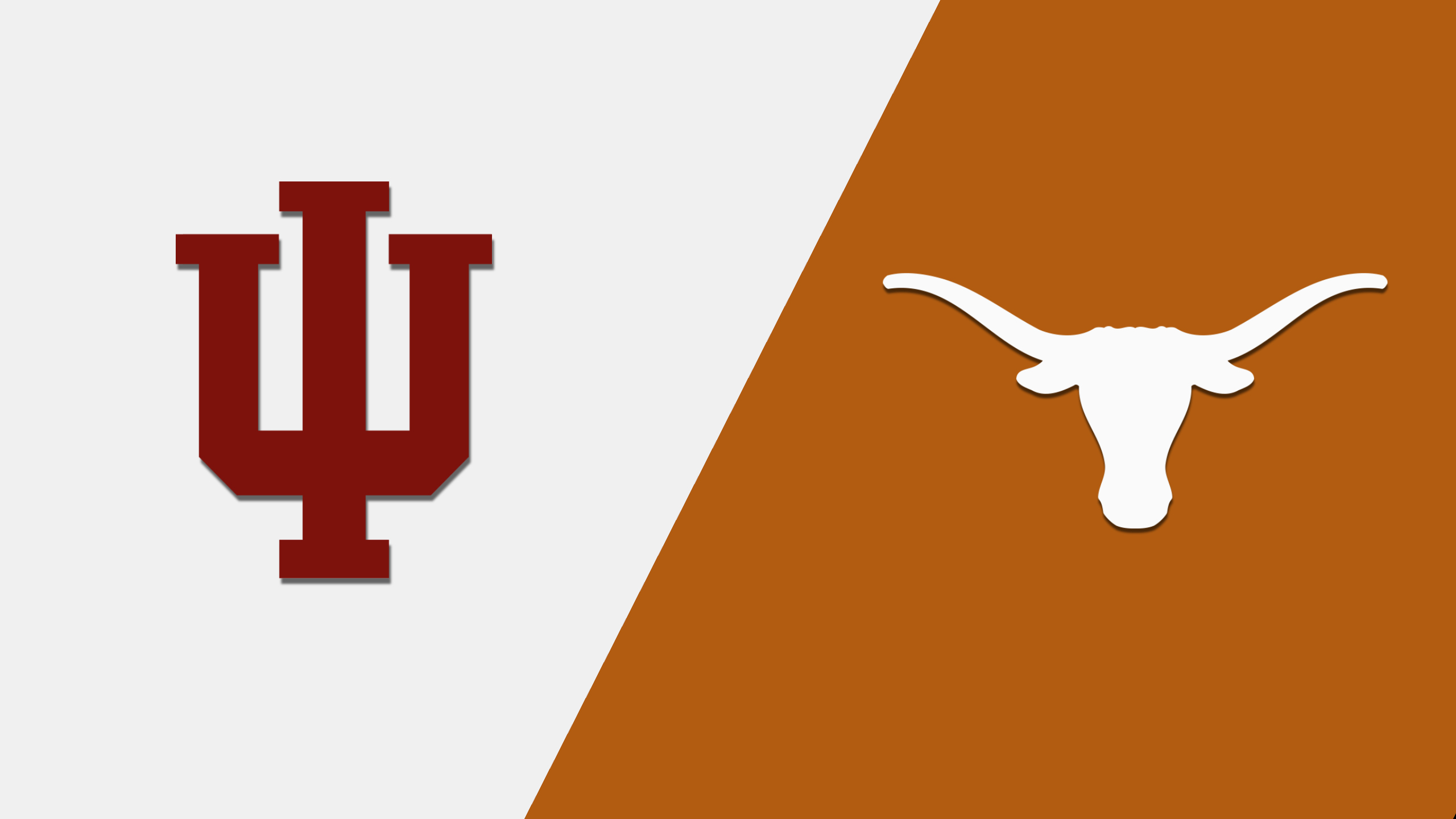 #10 Indiana vs. #7 Texas (First Round) (NCAA Women's Basketball Championship)
