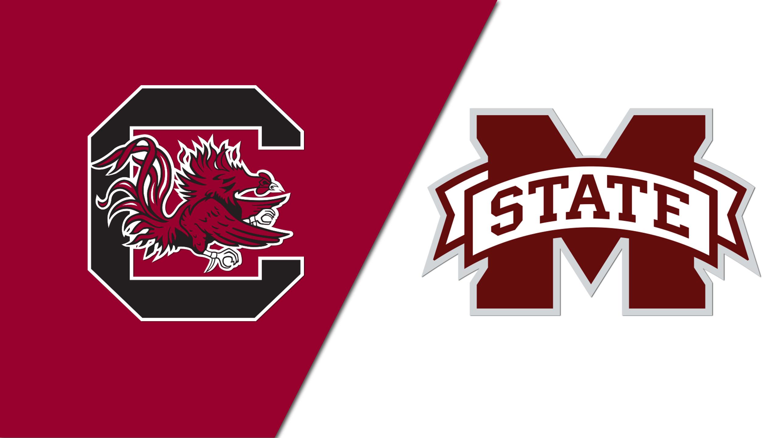 #15 South Carolina vs. #7 Mississippi State (W Basketball)