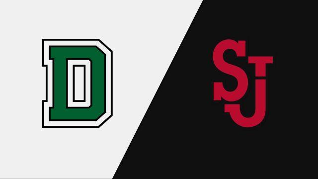 Dartmouth vs. St. John's (M Lacrosse)