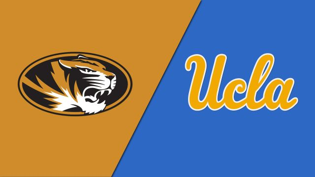 Missouri vs. #2 UCLA (Site 8 / Game 3) (NCAA Softball Regionals)