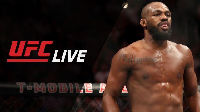 Fri, 2/7 - UFC Live: UFC 247 Preview
