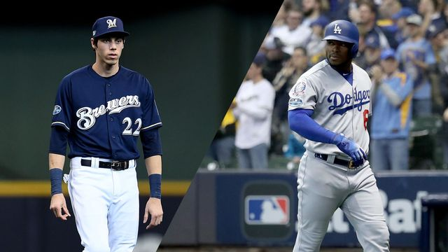 Milwaukee Brewers vs. Los Angeles Dodgers (Game #5 (If Necessary))