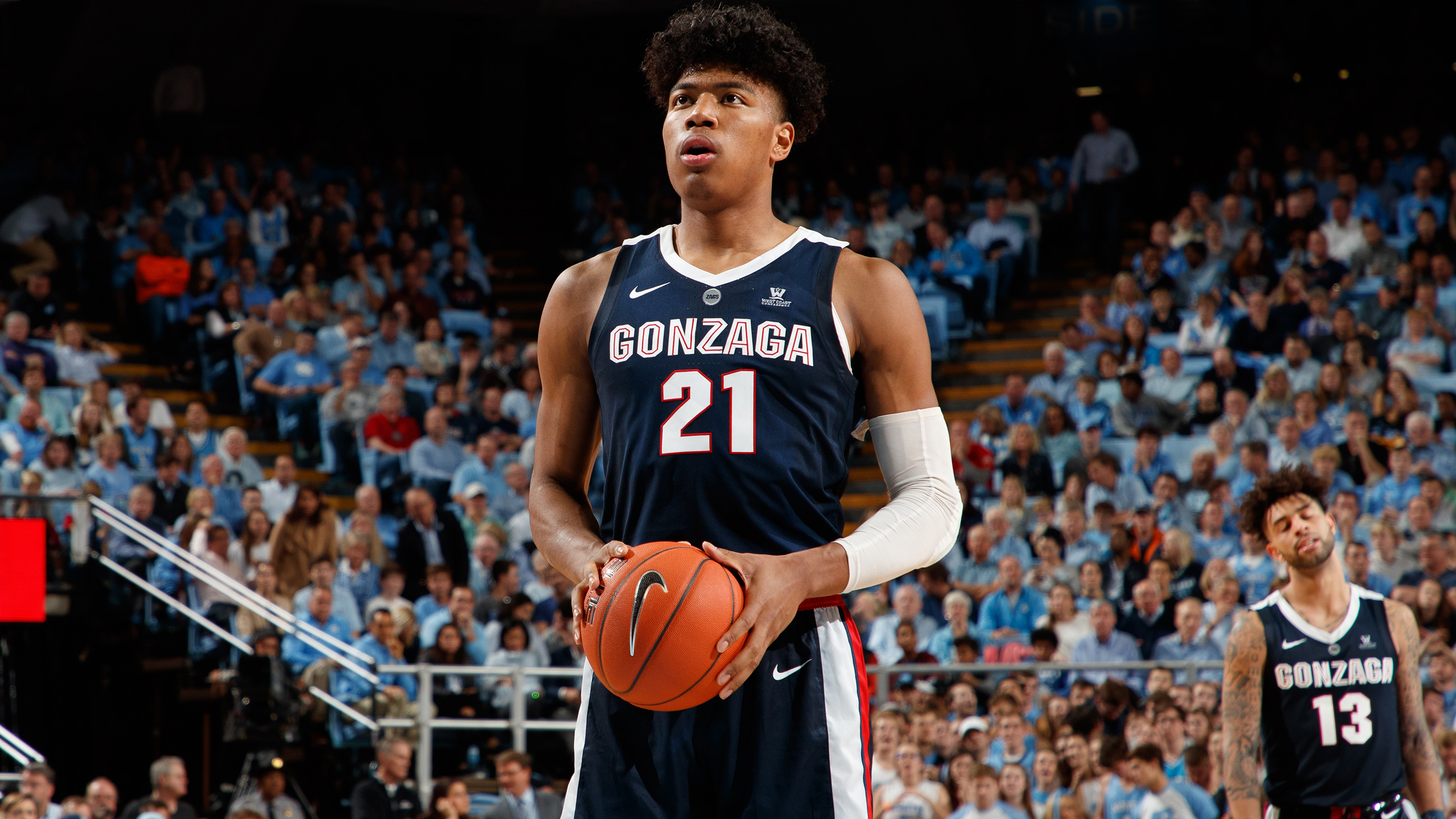 #3 Gonzaga vs. Loyola Marymount (M Basketball)