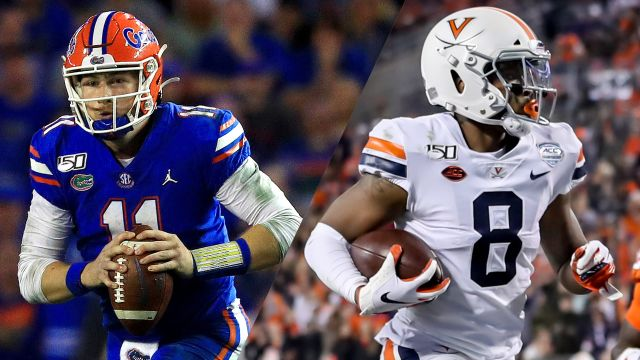 Capital One Orange Bowl: #9 Florida vs. #24 Virginia