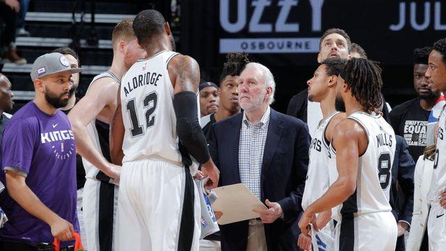 """Popovich explica como a """"cultura"""" dos Spurs vem sendo o diferencial da franquia"""