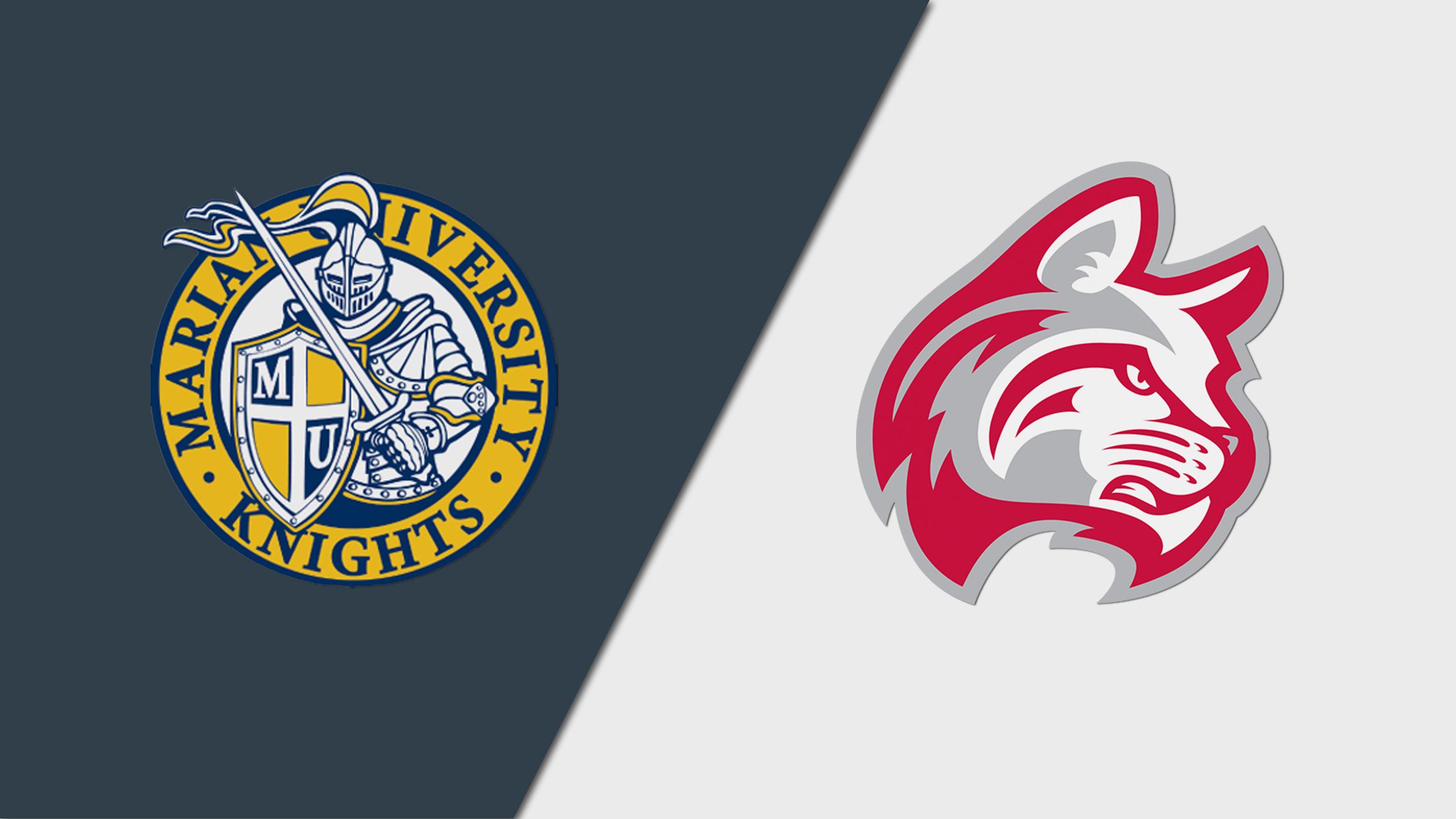 Marian (IN) vs. Indiana Wesleyan (M Basketball)