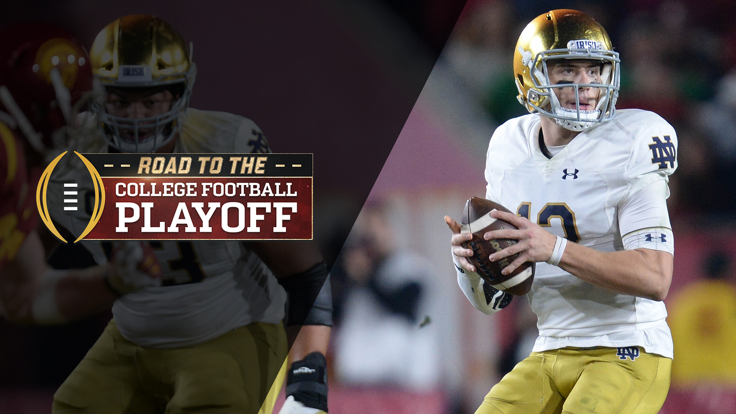 Road To The College Football Playoff Presented by Goodyear