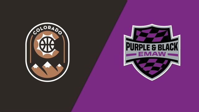 Team Colorado vs. Purple and Black (Kansas State Alumni) (Regional Round)