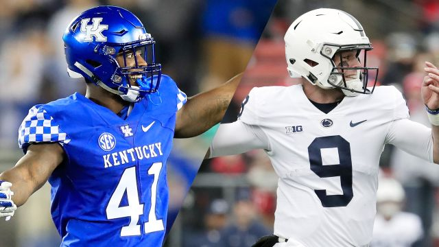 Kentucky vs. Penn State (Football)