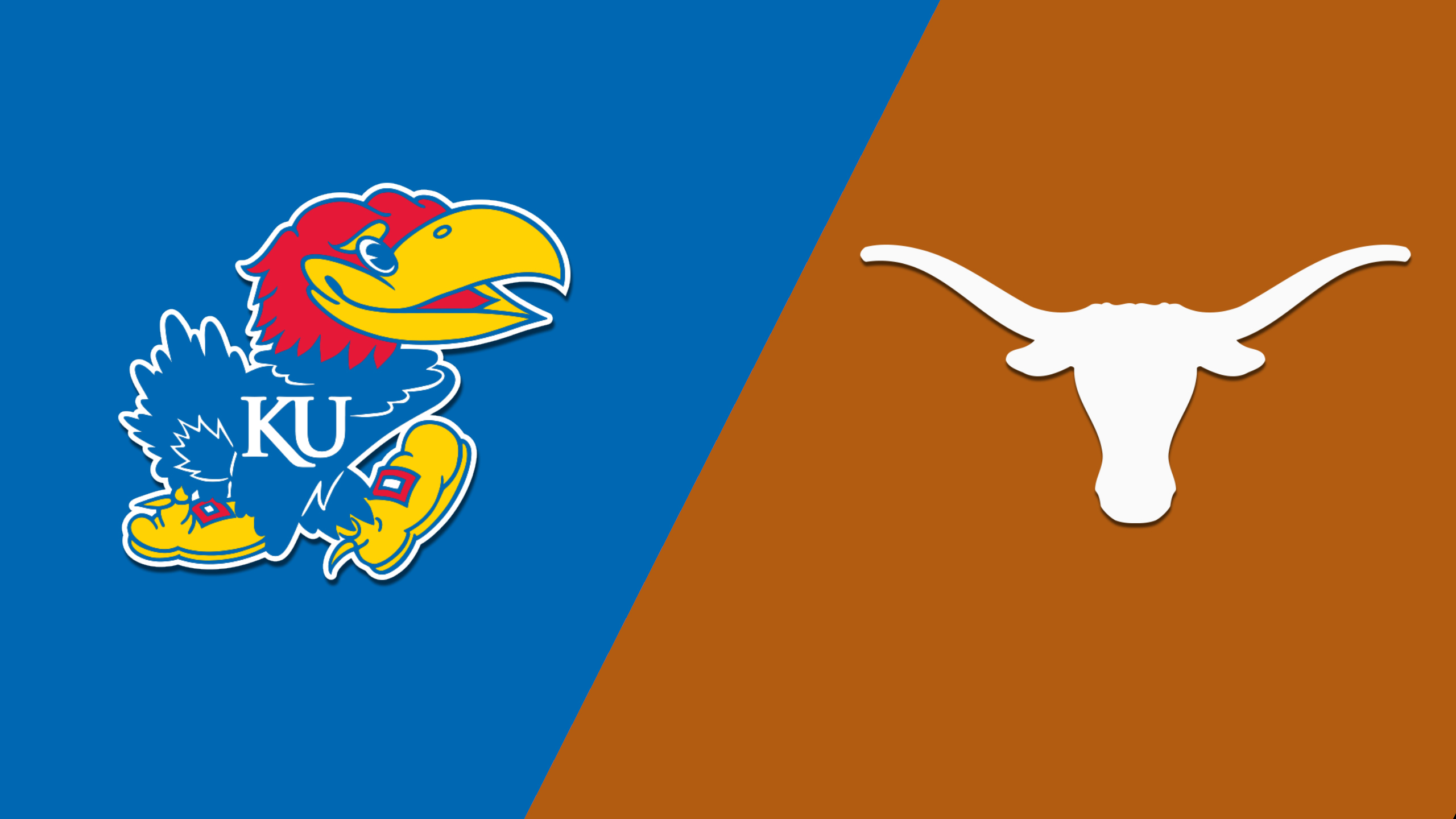 Kansas vs. #12 Texas (W Basketball) (re-air)
