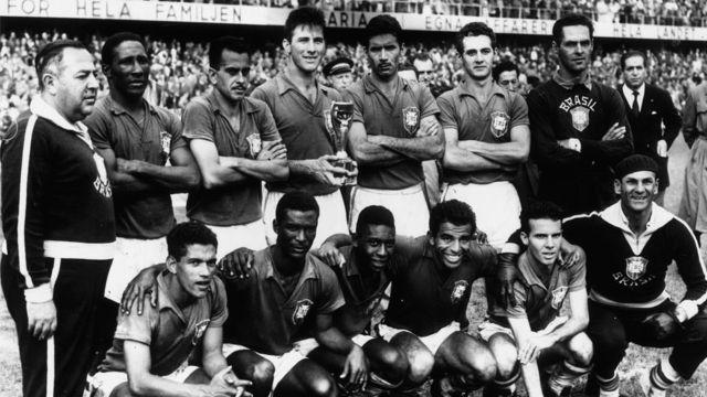 Filmes Fifa - Suécia 1958: Hinein