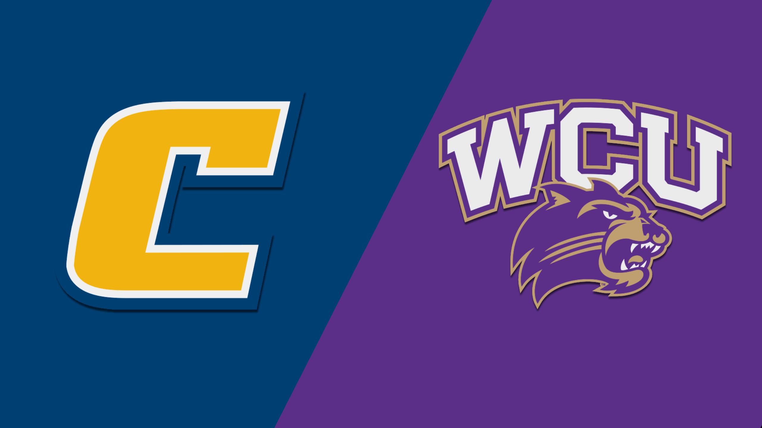 Chattanooga vs. Western Carolina (W Basketball)
