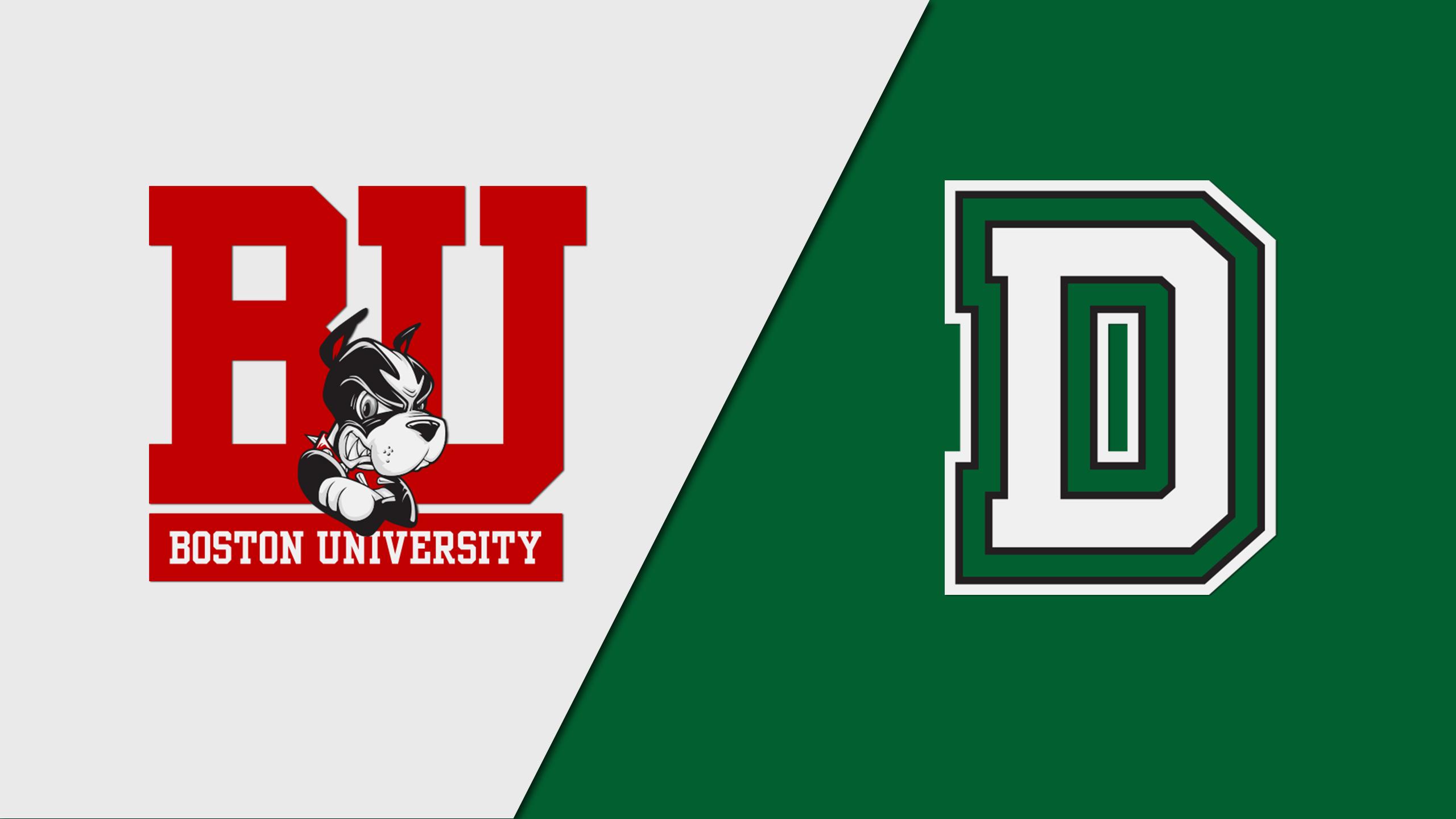Boston University vs. Dartmouth (Court 4)