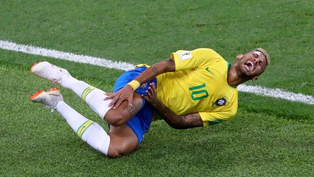 Tironi: 'Neymar sai da Copa como o símbolo do cai-cai'