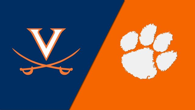 Virginia vs. Clemson (W Volleyball)