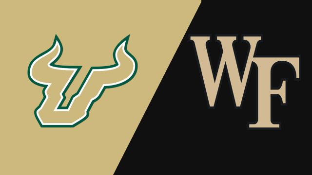 #25 South Florida vs. Wake Forest (W Soccer)
