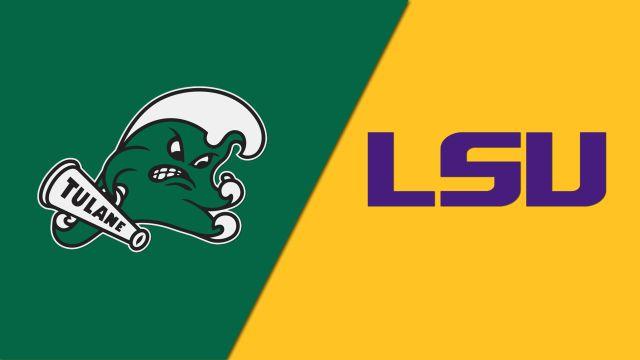 Tulane vs. LSU (W Volleyball)