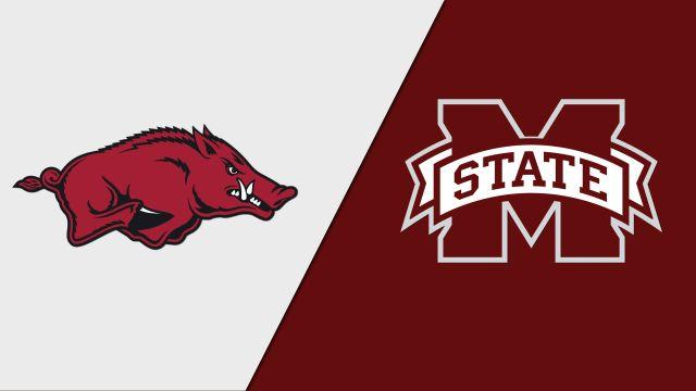 Arkansas vs. Mississippi State (W Volleyball)