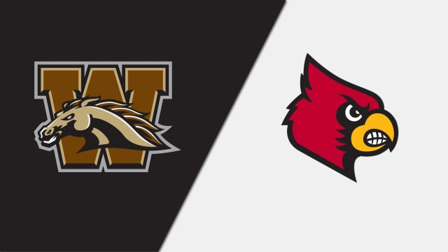 Western Michigan vs. #2 Louisville (Baseball)