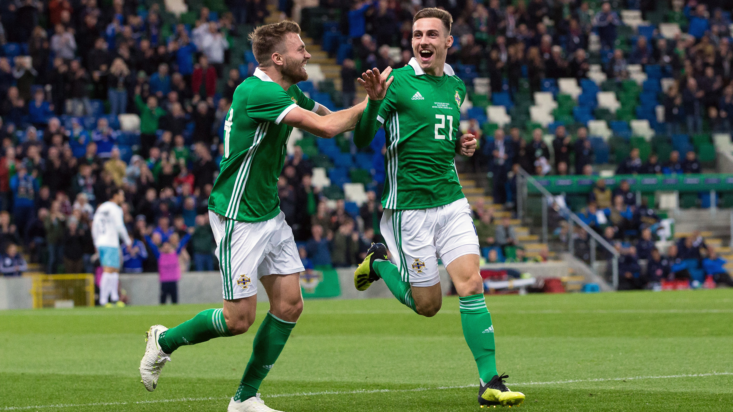 Northern Ireland vs. Estonia (UEFA European Qualifiers)