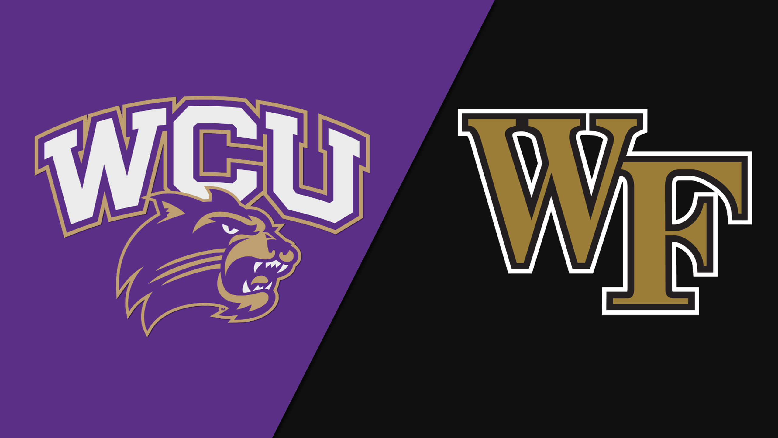 Western Carolina vs. Wake Forest (M Basketball)