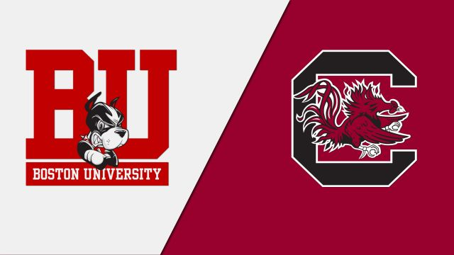 Boston University vs. South Carolina (M Basketball)