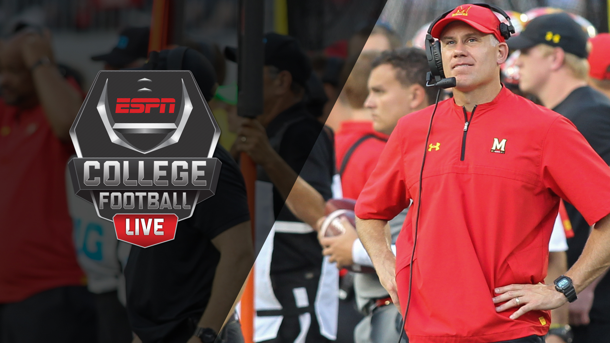 Wed, 8/15 - College Football Live