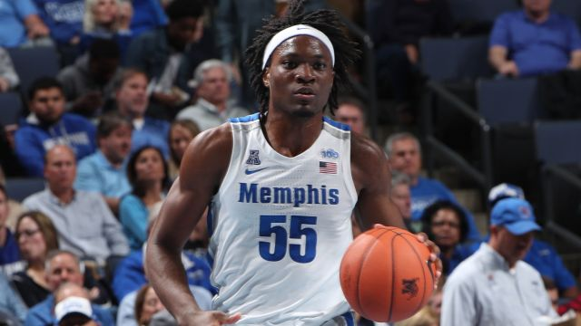 Little Rock vs. #13 Memphis (M Basketball)