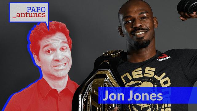 Papo Antunes - Jon Jones: 'O MMA deve muito ao Brasil'