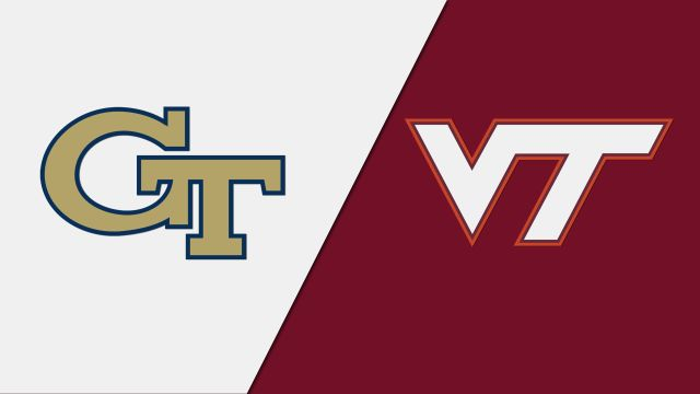 #16 Georgia Tech vs. Virginia Tech (Baseball)