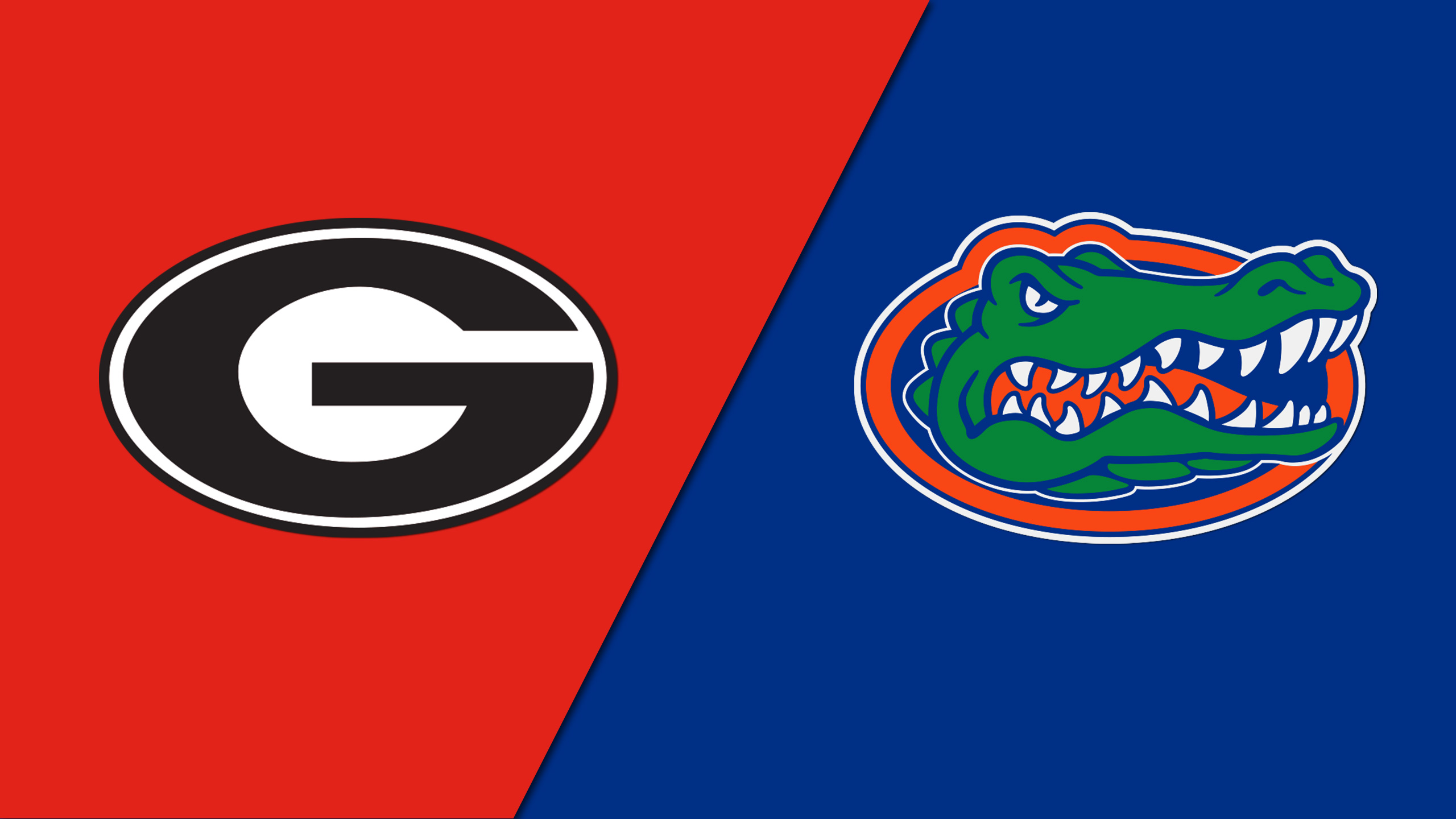 Georgia vs. Florida