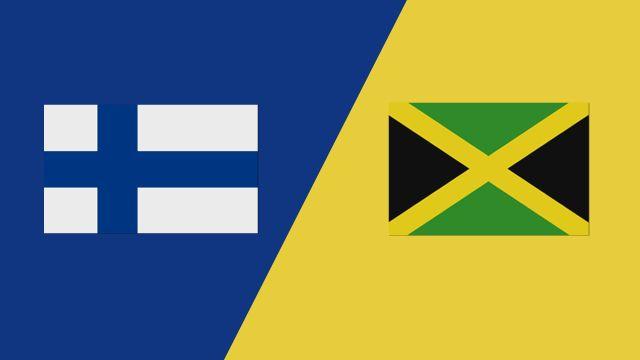 Finland vs. Jamaica
