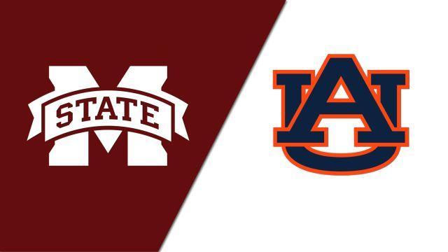 Mississippi State vs. Auburn