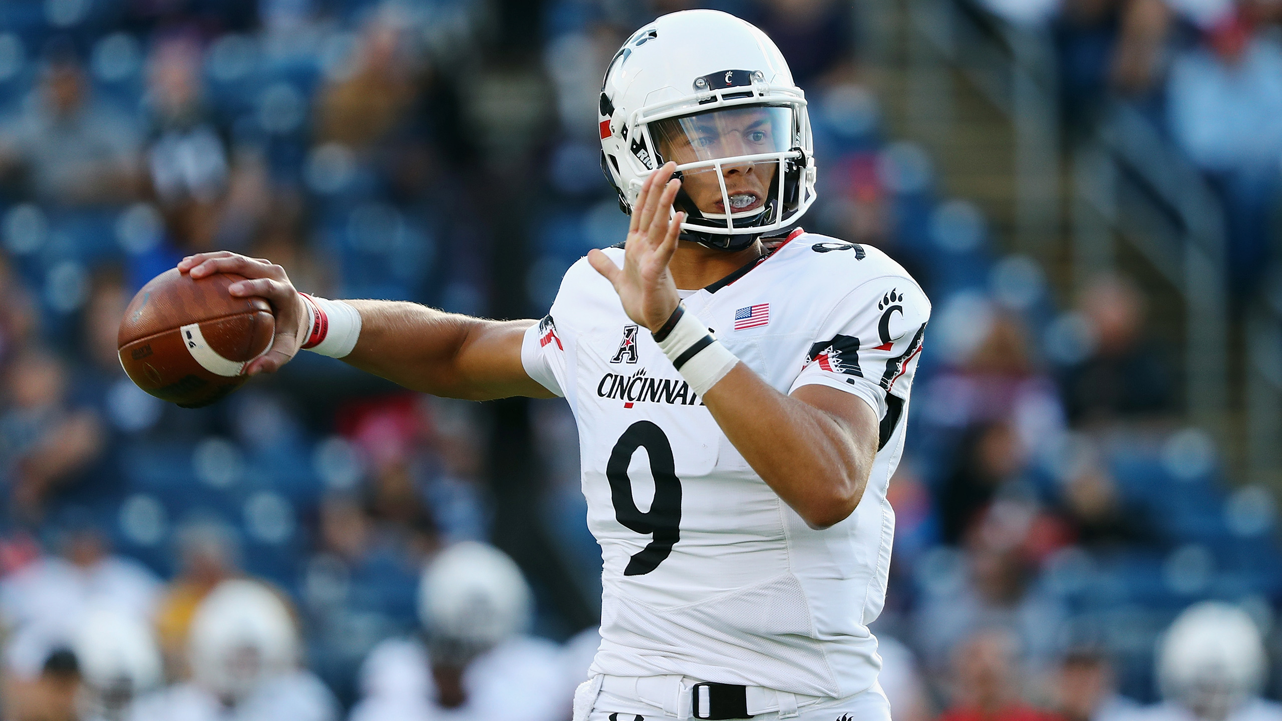 #20 Cincinnati vs. Temple (Football)