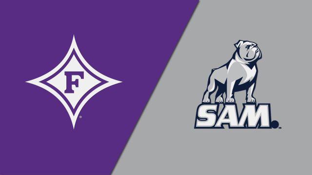 Furman vs. Samford (W Volleyball)