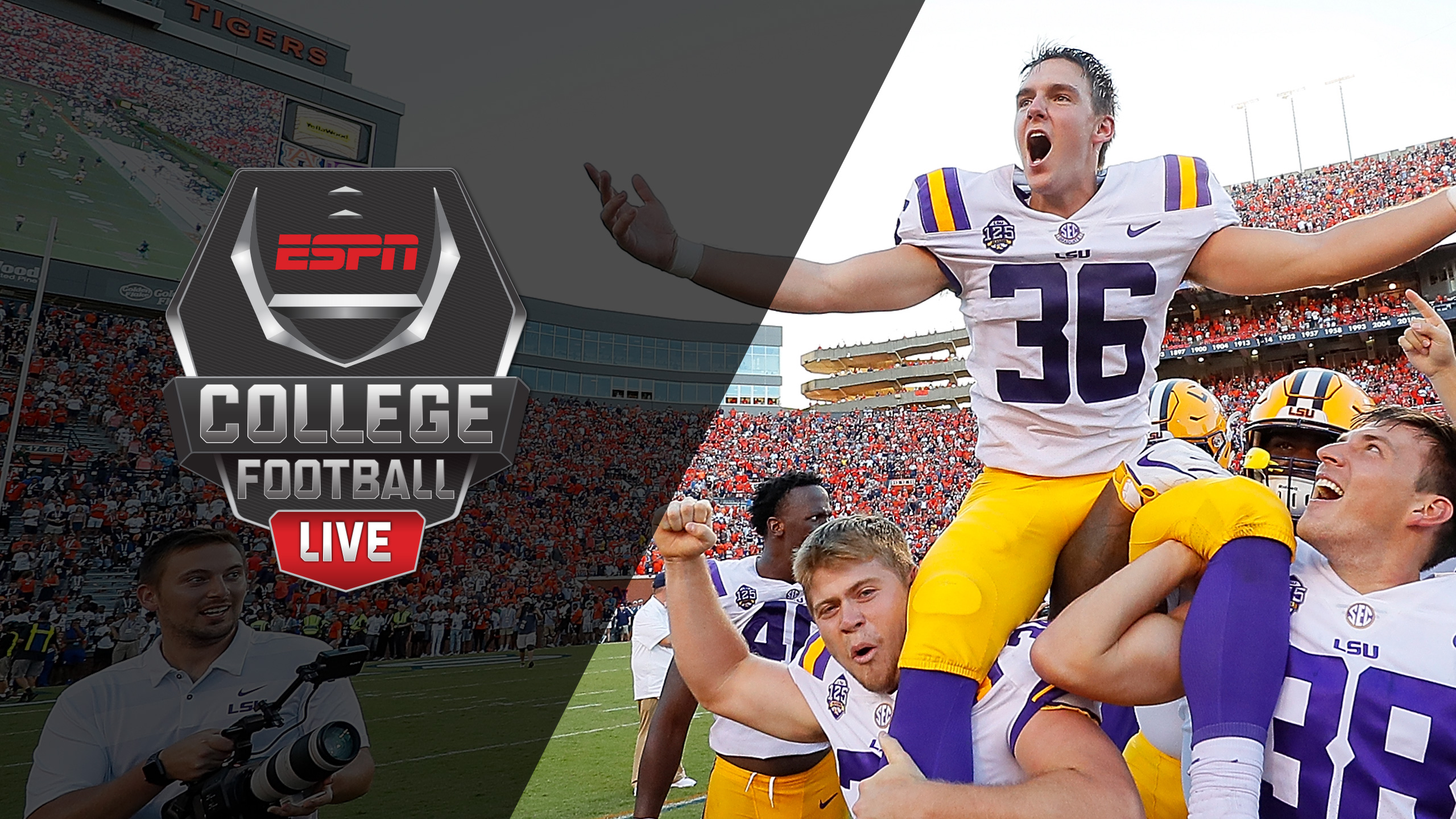 Mon, 9/17 - College Football Live Presented by ZipRecruiter
