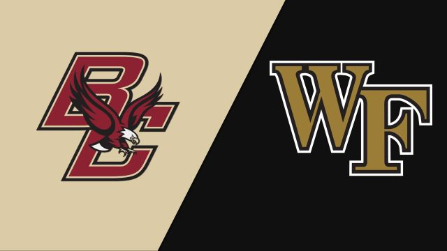 Boston College vs. Wake Forest (Baseball)