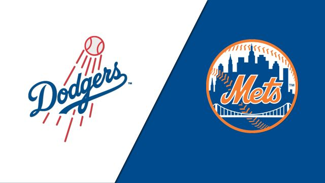 In Spanish-Los Angeles Dodgers vs. New York Mets