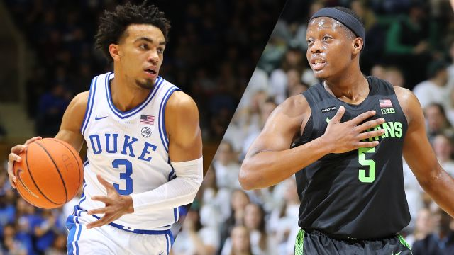 Tue, 12/3 - #10 Duke vs. #11 Michigan State (M Basketball)